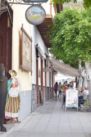 Gassen von Garachico, Teneriffa
