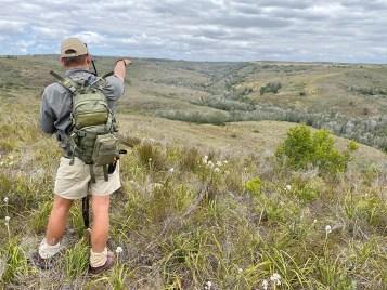 Unterwegs auf dem Pioneer Trail im Gondwana Game Reserve