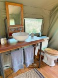 Glamping, Pioneer Trail