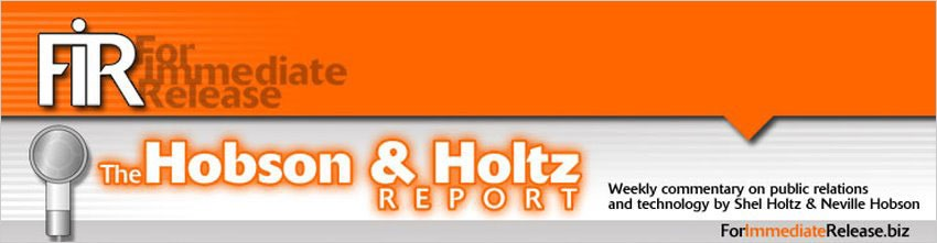 FIR: The Hobson & Holtz Report