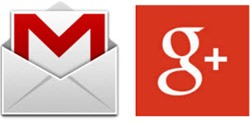 Gmail and Google+
