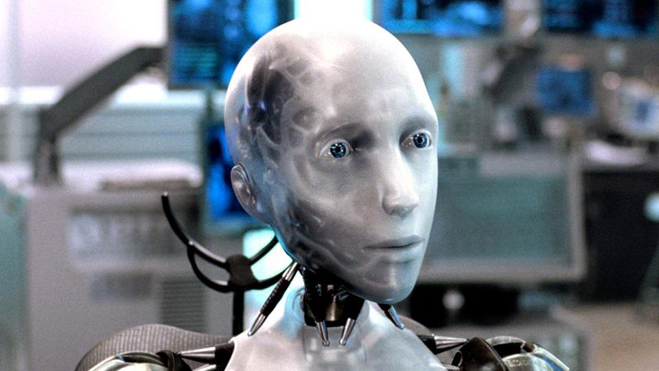 I, Robot / Sonny