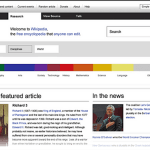 What if Wikipedia was a bit prettier and more usable?