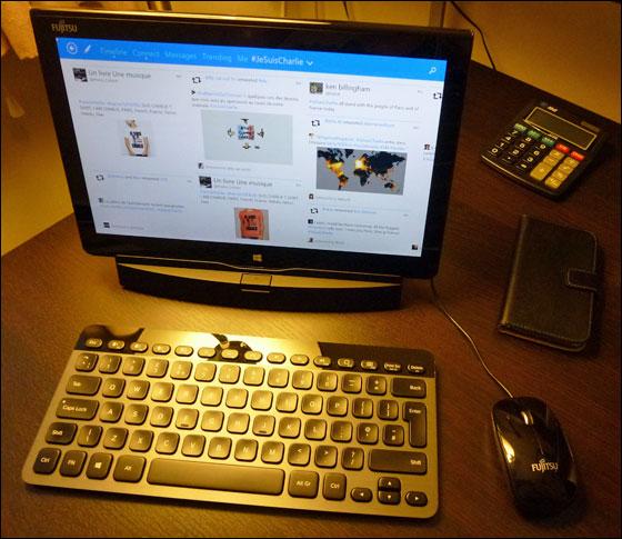 Fujitsu Stylistic Q704 Ultrabook