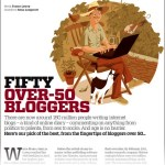 From the fingertips of bloggers over 50