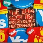 Scotland referendum results via WhatsApp and more