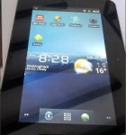 """Scroll 7"""" tablet first impressions"""