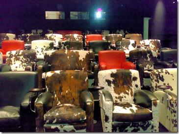 Soho Hotel Screening Room  Tech