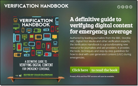 Verification Handbook