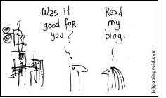 Read my blog