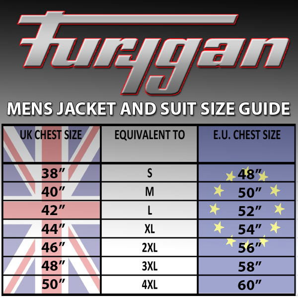 Furygan Titan Evo Jacket - Black Bolt Bikes - Free UK Delivery