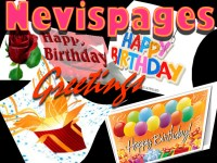 NevisPages Birthday Banner