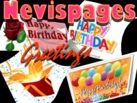 NevisPages Birthday Banner
