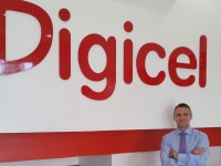 Digicel CEO Johnny Ingle asks, Who Would You Share the CASHBACK Love With