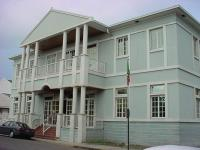 Photo of High Court in Basseterre, St. Kitts --