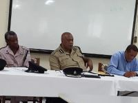 National Security Stakeholders during Joint Meeting 05 Nov 2015