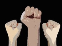 protesting copy