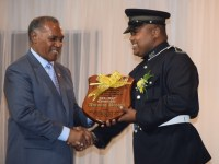 NEVIS DIVISION CONSTABLE OFF THE YEAR 2015 PC ANTONIO  BROWN