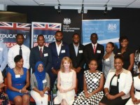 Chevening Scholars group photo