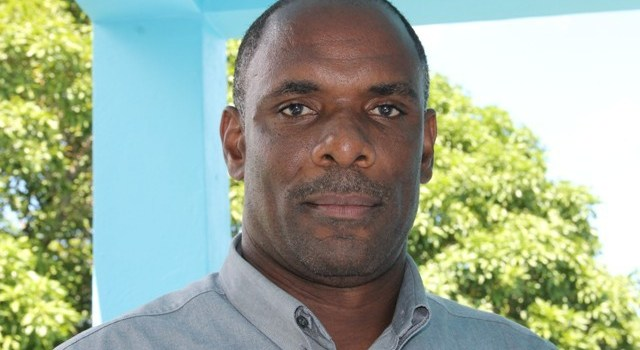 Permanent Secretary in the Ministry of Finance on Nevis Colin Dore