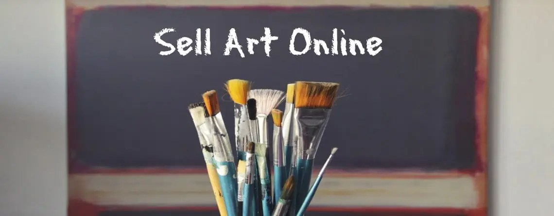 Sell art online free 7 popular third party sites for for Best sites for selling art