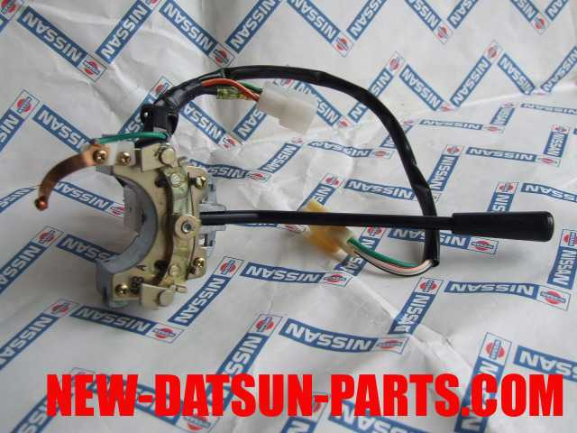 240Z Parts, Electrical