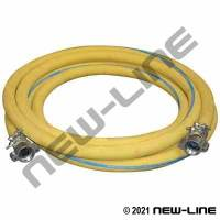 Yellow Contractors C4 400 N Series Ground Joint Couplings