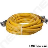 Yellow Gorilla MultiPurposeBoss Ground Joint Couplings