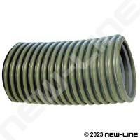 Tigerflex Type W LowTemp Corrugated PVC Transfer Hose