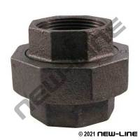Black Class 150 Schedule 40 Pipe Fittings