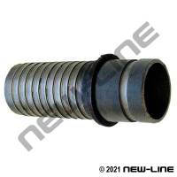 Heat Treated Swage Ends For Rubber Concrete Hose Flanges