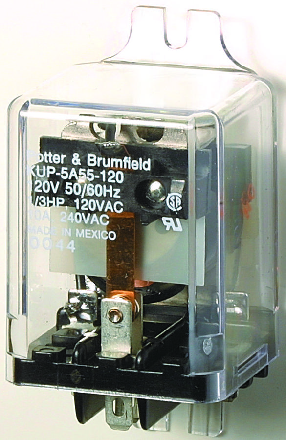 KUHP-5A51-120 - POTTERBRUMFIELD - TE CONNECTIVITY - Power Relay