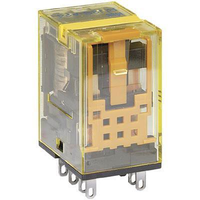 RU2S-A24 - IDEC - Power Relay, DPDT, 24 VAC