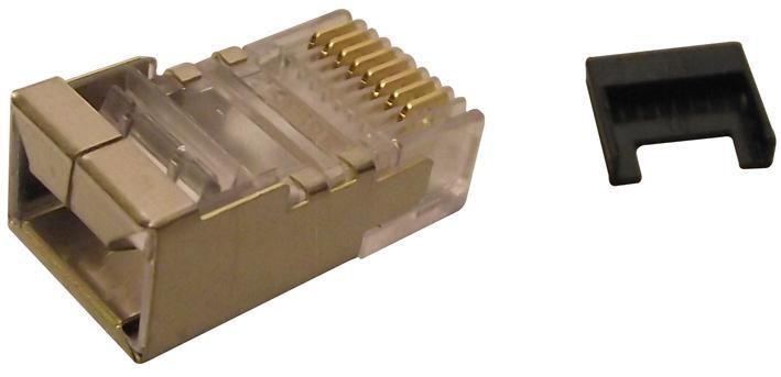 5-569550-3 - AMP - TE CONNECTIVITY - Modular Connector, RJ45 Plug, 1
