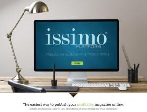 Issimo io-Landing_page_header_1