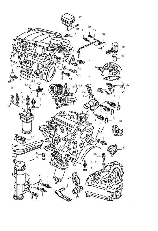 2001 Vw Jetta Engine Diagram - Wiring Diagrams
