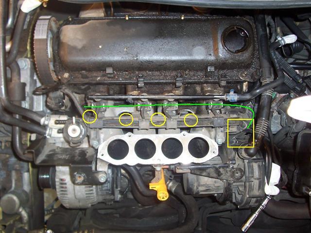 2000 Vw Beetle Engine Diagram Wiring Diagram
