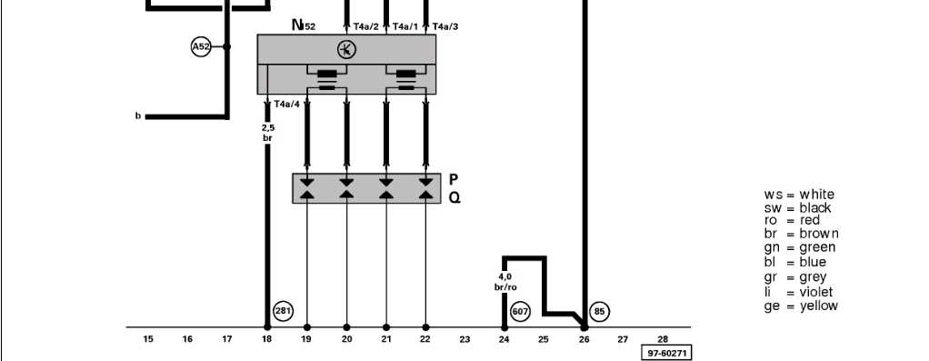 Vw Coil Wiring Diagram Electronic Schematics collections