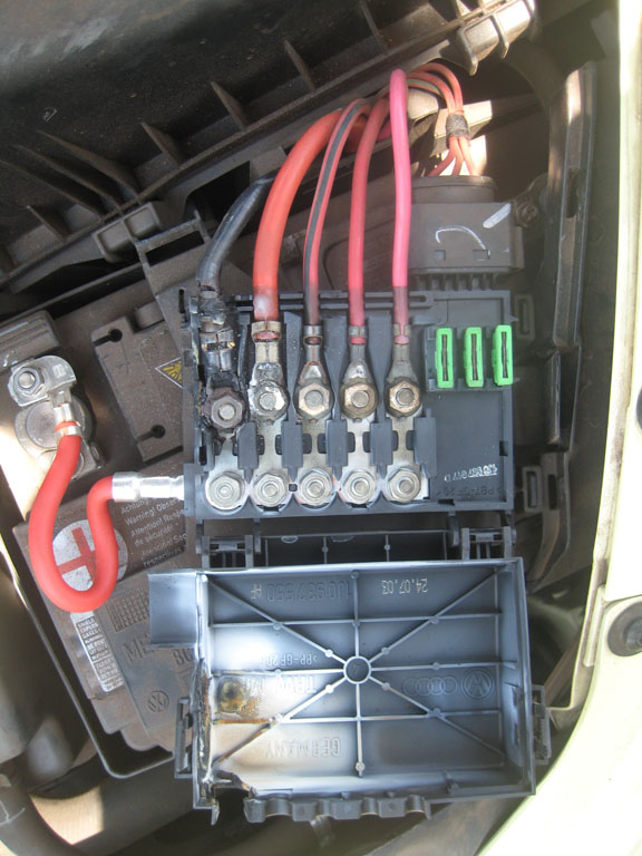 03 Vw Beetle Fuse Box - Wiring Data Diagram