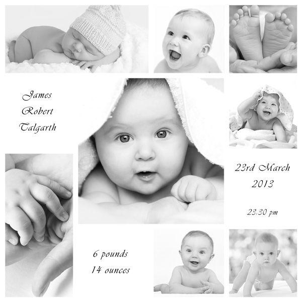 Baby Birth Announcements