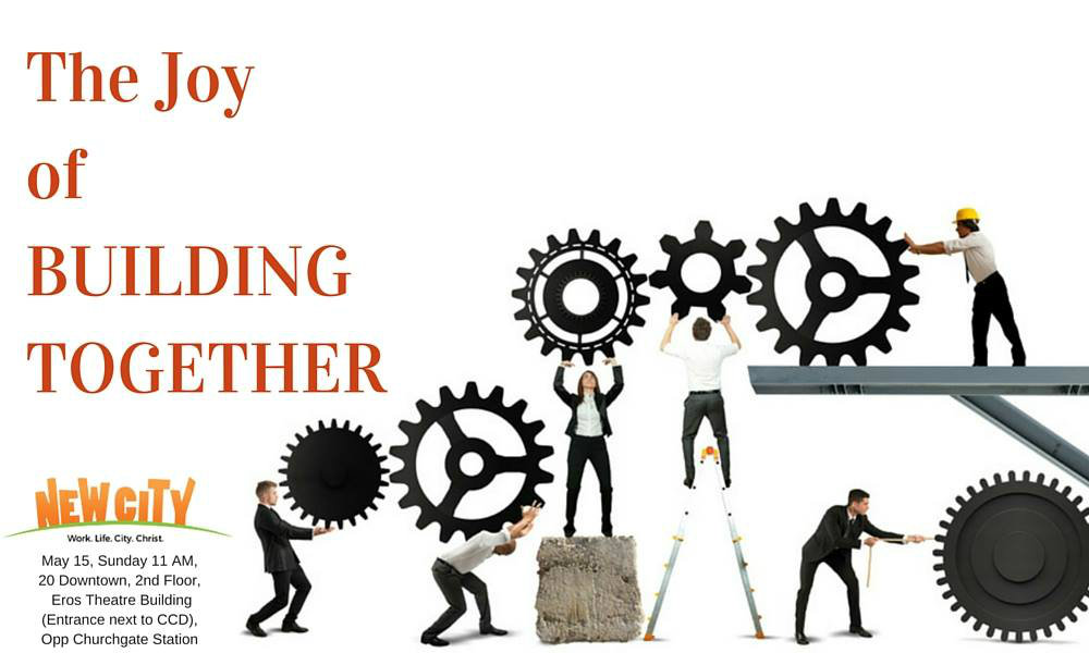 The Joy Of Building Together Image
