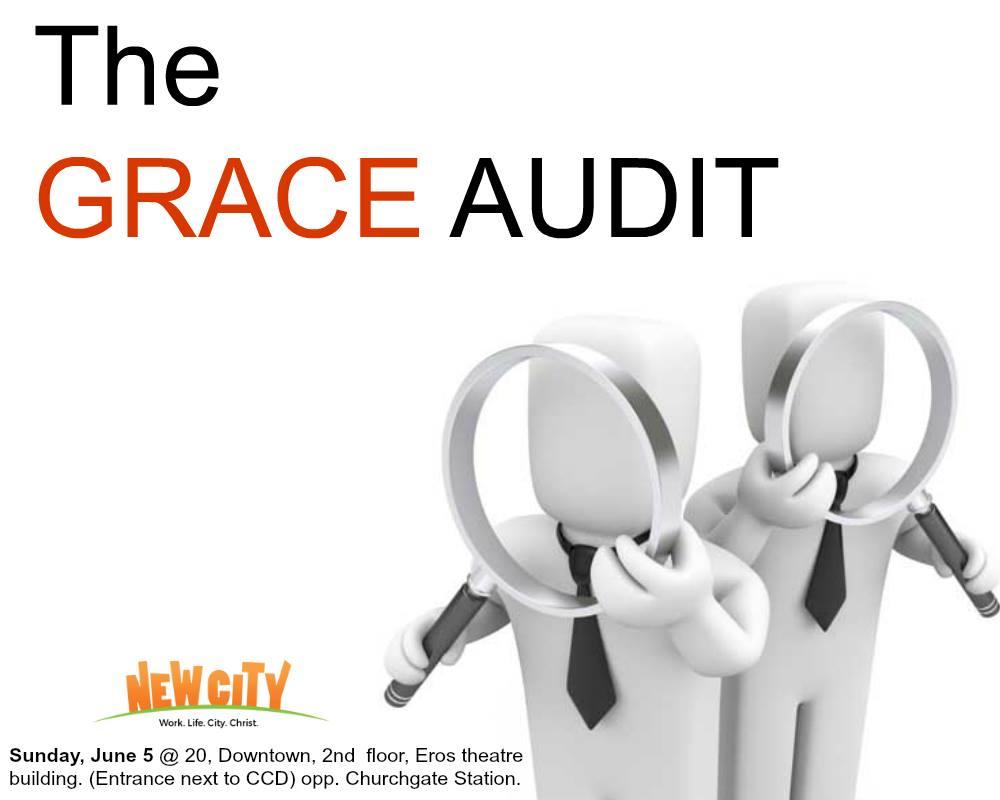 The Grace Audit Image