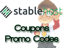 StableHost web hosting coupons – Save 40% OFF