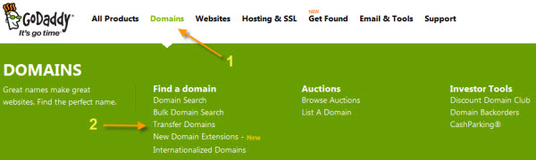 01-transfer-domain-to-GoDaddy