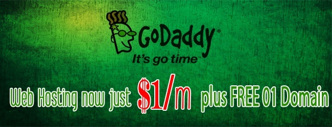 godaddy-1usd-hosting-coupon