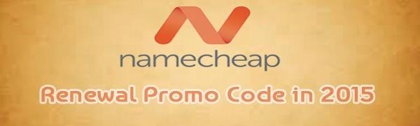 Namecheap renewal coupon