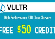 Vultr Coupon October 2016 – $103 Free Credit