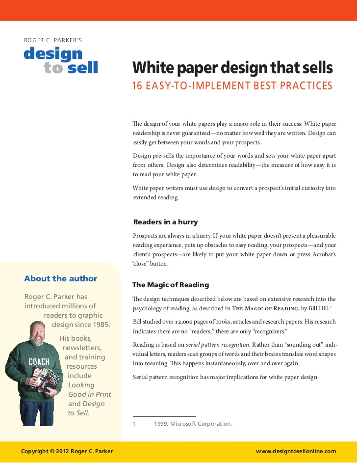 White Paper Template Free blank page of paper white paper template
