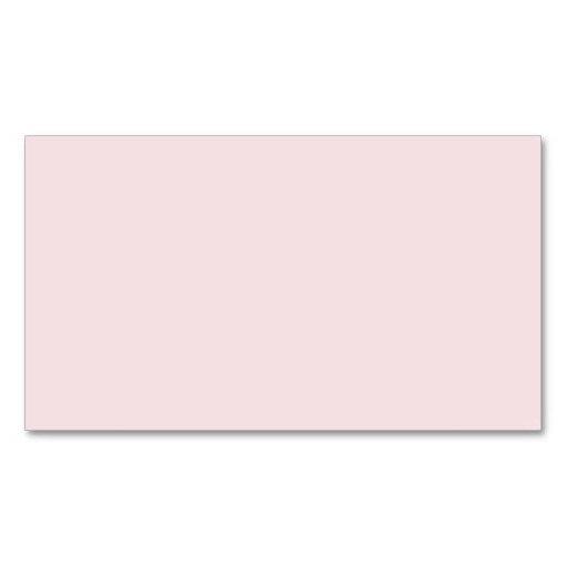 9 Blank Business Card Template Images - Avery Blank Business Card