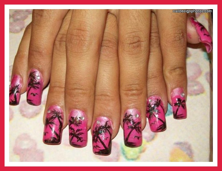 15 Cool Nail Designs For Beginners Images Easy Nail Art